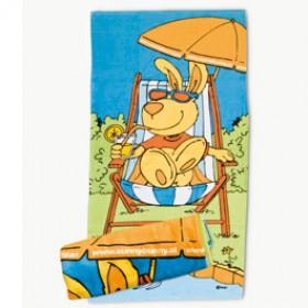 Sunny Bunny Badetuch