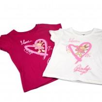 "T-Shirts ""I love Pinky Bunny"""