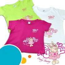 T-Shirts Be Pinky