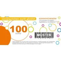 Wertgutschein 100 Euro