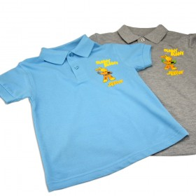 "Polo Shirts ""Sunny Bunny Mini Racer"""