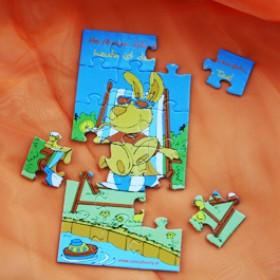 Sunny Bunny Puzzle