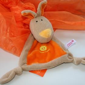 Sunny Bunny Schnüffeltuch