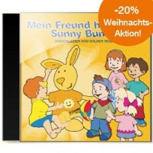 Sunny Bunny CD Vol. III