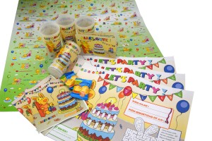 Sunny Bunny Geburtstagspartyset