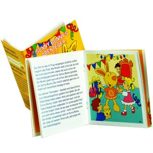 Sunny Bunny Geschichten Buch