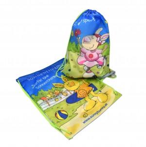 Neuer Sunny Bunny Turnbeutel